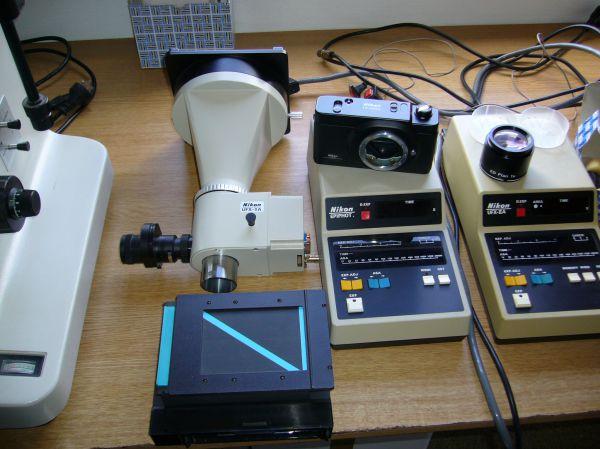 Omvendt metalmikroskop