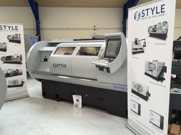 Style CNC drejebænk
