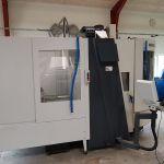 Højhastigheds Bearbejdningscenter  Mikron HSM 800