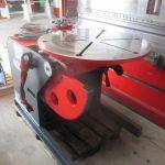 1000 kg svejserundbord
