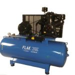 FLAK  Stempelkompressor -- 4 – 7,5 kW