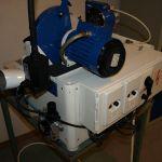 Renoveret borslibemaskine Wedevåg WL 2