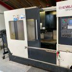 CNC maskine fræser, Chevalier